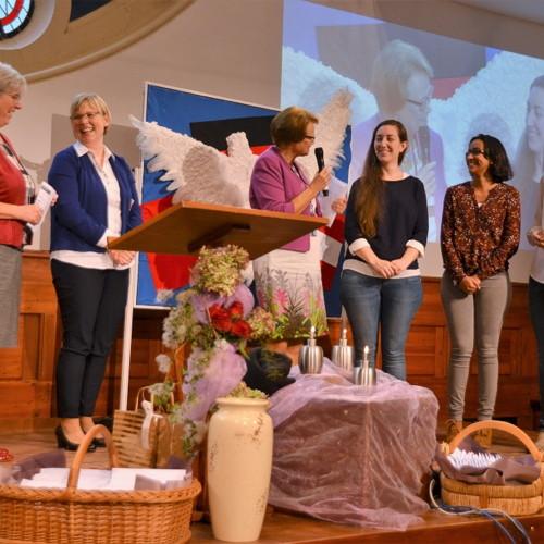 Bild zum Weblog Fotos und Vorträge vom Frauenkongress 2017 online