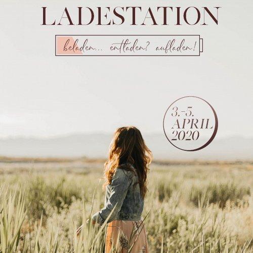 """Bild zum Weblog 03.-05. April 2020: Frauenwochenende """"LADESTATION"""""""