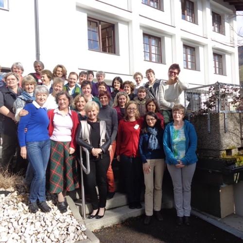 Bild zum Weblog Bericht von Weiterbildungsseminar für Frauen 2014