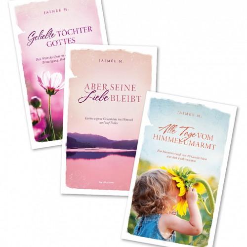 Bild zum Weblog Geschenkbücher von Jaimée M. zu empfehlen