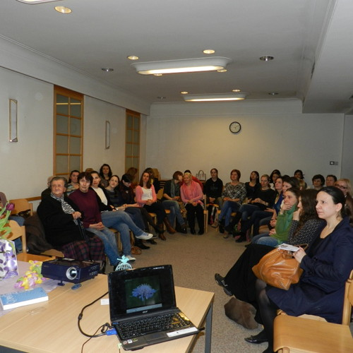 Bild zum Weblog Frauen-Wohlfühlabend in Wien Adventhaus