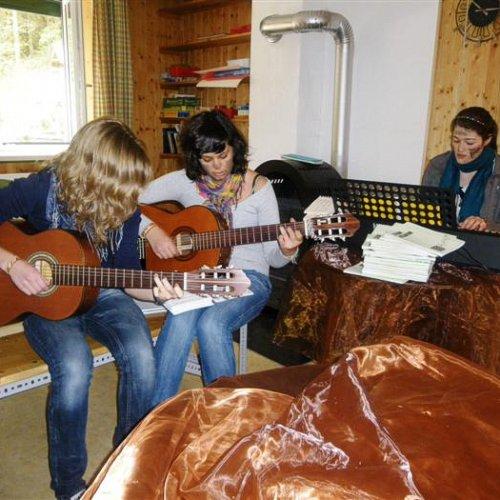 Bild zum Weblog Girls4Christ Wochenende 30. April bis 2. Mai 2010