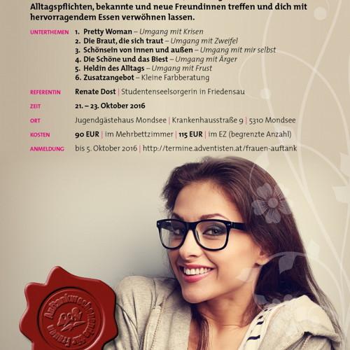 Bild zum Weblog Auftankwochenende für Frauen 21.-23.Okt.