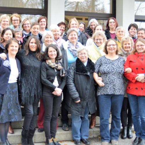 Bild zum Weblog Bericht vom Frauen-Weiterbildungsseminar Level 1