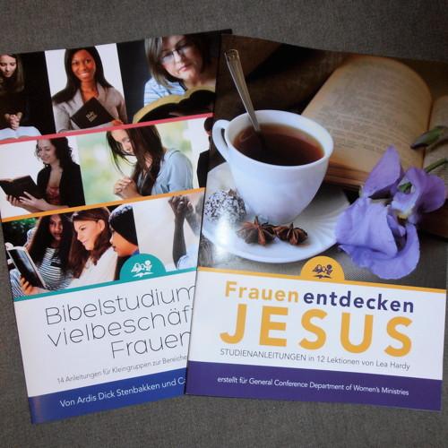 Bild zum Weblog Neu! Kleingruppenmaterial von der Abteilung Frauen