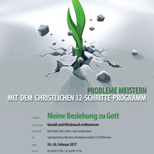 Bild zum Weblog Hope4You - Seminar 1 in Mondsee 24.-26.02.