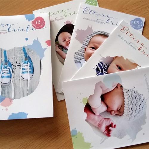 Bild zum Weblog 12 Elternbriefe für das erste Lebensjahr